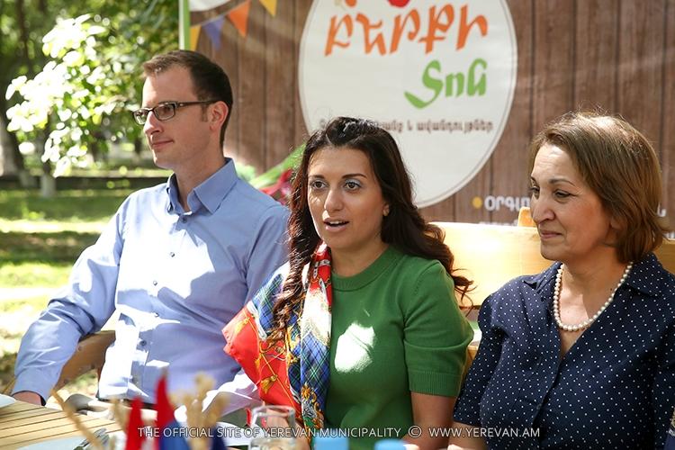 Սեպտեմբերի 15-ին Երևանում կանցկացվի «Գյուղական կյանքի և ավանդույթների» 5-րդ փառատոնը