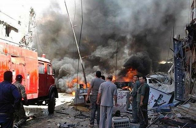 «Իսլամական պետություն»-ն իր վրա է վերցրել Դամասկոսի ահաբեկչության պատասխանատվությունը