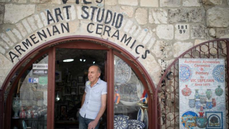 Թուրքիան Երուսաղեմի հայկական թաղամասը «գնելու» փորձեր է կատարում