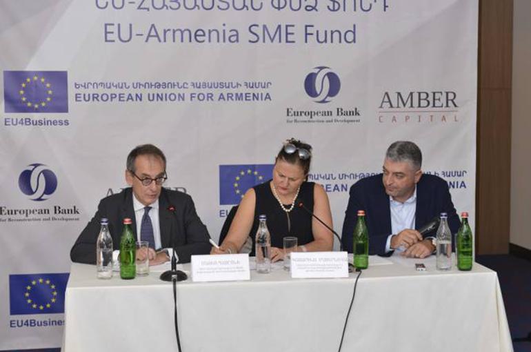 ԵՄ-ի և ՎԶԵԲ-ի աջակցությամբ բացվող ներդրումային ֆոնդը 70 մլն եվրո է ներդնելու ՀՀ տնտեսության մեջ
