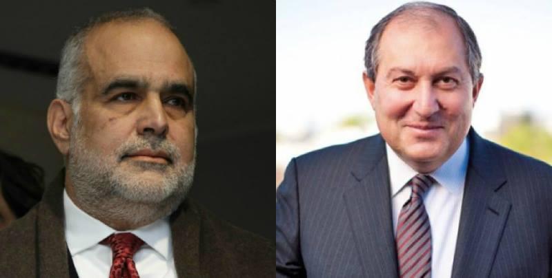 Բարի գալուստ ենք ասում Արմեն Սարգսյանին, իրեն վատը չպետք է մաղթենք, այլ` բարին. Րաֆֆի Հովհաննիսյան