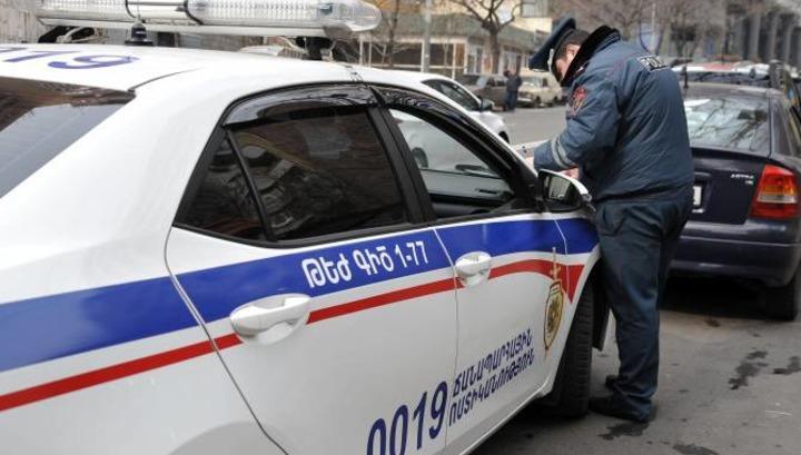 Հունվարի 1-ին հայտնաբերվել է ոգելից խմիչք օգտագործած 56 վարորդ, արձանագրվել է ճանապարհատրանսպորտային 34 պատահար