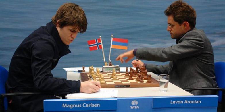 Grenke Chess Classis. 6-րդ տուրում  Արոնյանի մրցակիցը Մագնուս Կարլսենն է