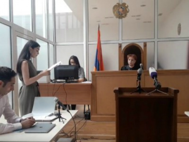 Սեդրակ Քոչարյանն ընդդեմ Արթուր Վանեցյանի գործով դատաքննությունն ավարտվեց