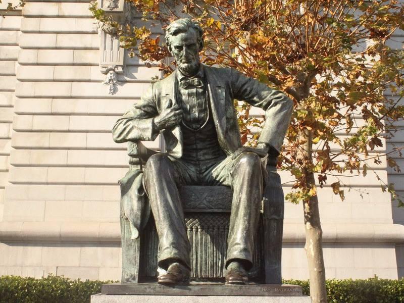 «Ամերիկահայ քանդակագործի Աբրահամ Լինքոլնը»