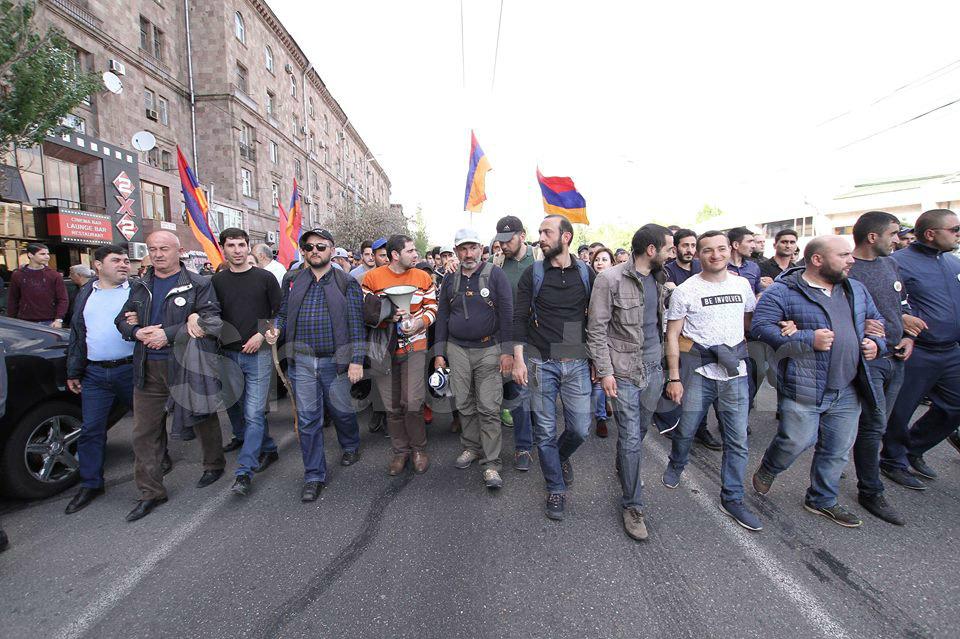 Ախթալան միացել է համաժողովրդական շարժամանը (լուսանկար)