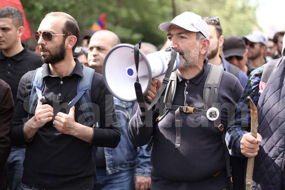 Հայաստանի ապագան կախված է մեկ մարդուց, և այդ մեկ մարդը դու ես. Փաշինյանը դիմեց քաղաքացիներին