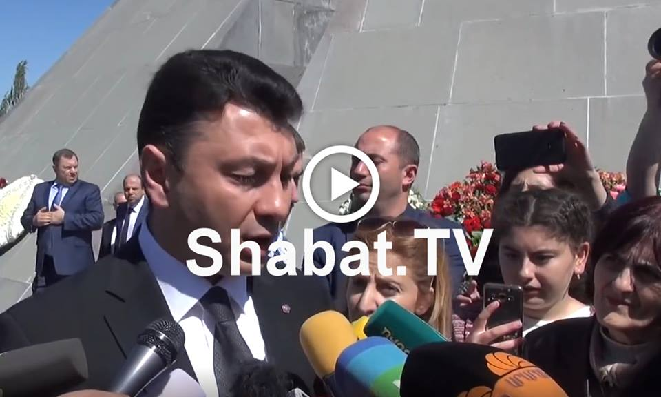 Սերժ Սարգսյանն ապացուցեց, որ բացառիկ պետական այր է․ Շարմազանով