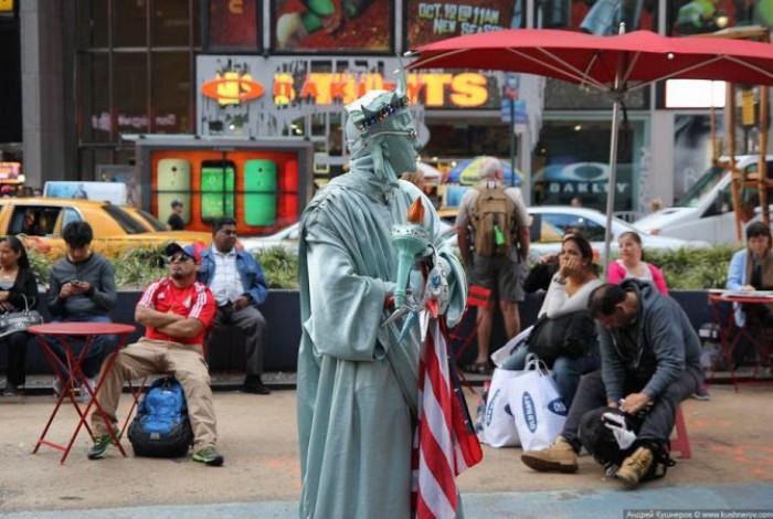 Նյու Յորքում տուգանելու են փողոցային արտիստներին