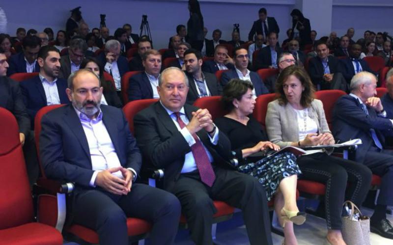 Ես չեմ եկել նրա համար, որ բոլորն ուրախ լինեն. Արմեն Սարգսյանը՝ Փաշինյանի հետ հարաբերությունների և ՀՀԿ-ի դժգոհությունների մասին.  Առավոտ