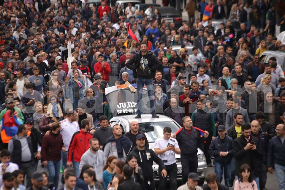ՔՊ-ն չի մերժում օգոստոսի 17-ի հանրահավաքի հետ կապված այլ քաղաքական ուժերի աջակցությունը. խոսնակ