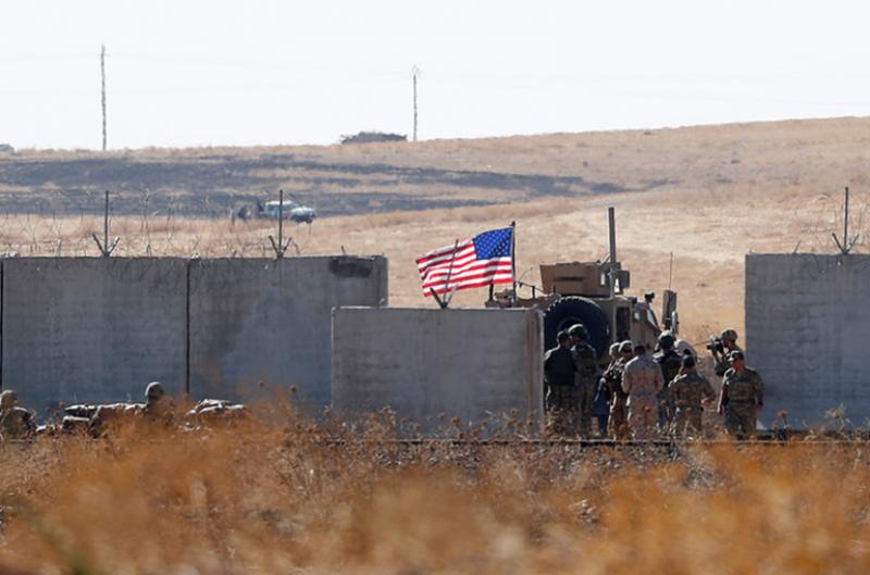 ԱՄՆ-ը ռմբակոծել է Սիրիայում գտնվող իր ավիաբազան