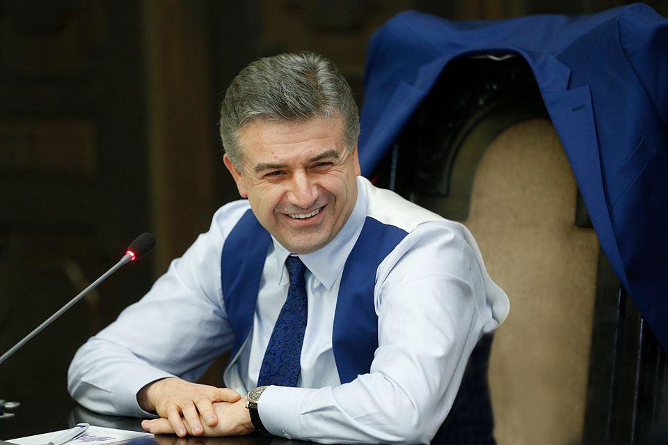 Կարեն Կարապետյանի շնորհավորանքը՝ ԶԼՄ-երի աշխատակիցներին