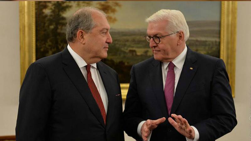 Գերմանիան կշարունակի որպես հուսալի գործընկեր կանգնած լինել Հայաստանի կողքին. նախագահ Շթայնմայերի ուղերձը