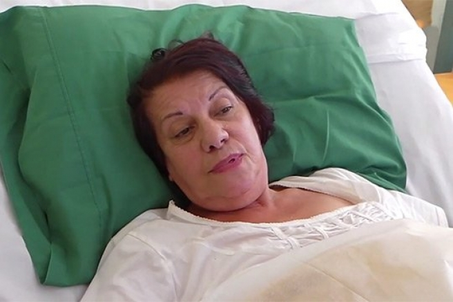 Բաքու փախած Վահան Մարտիրոսյանի մայրը դուրս է գրվել