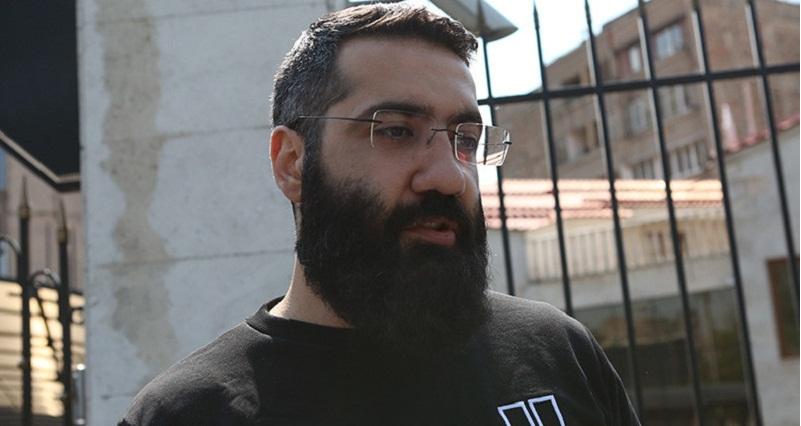 Արթուր Դանիելյանն ազատ արձակվեց