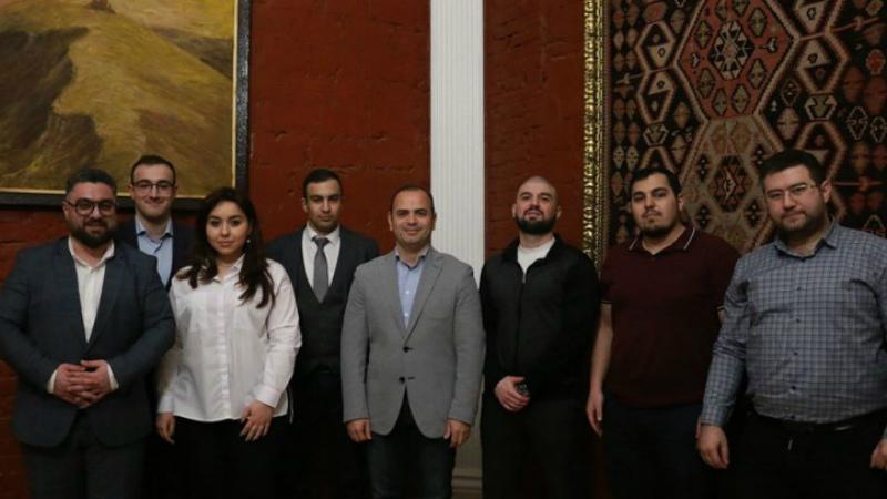 ՀՀ սփյուռքի գործերի գլխավոր հանձնակատարը Մոսկվայում այցելել է «Սկոլկովո» նորարարական կենտրոն, նաև հանդիպել «Ռուսաստանի հայերի միավորում» կազմակերպության անդամների հետ