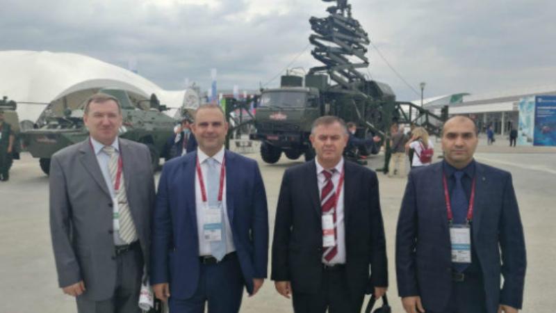 ՀՀ ռազմարդյունաբերության կոմիտեն Ռուսաստանում համագործակցության հետագա զարգացման վերաբերյալ պայմանավորվածություններ է ձեռք բերել