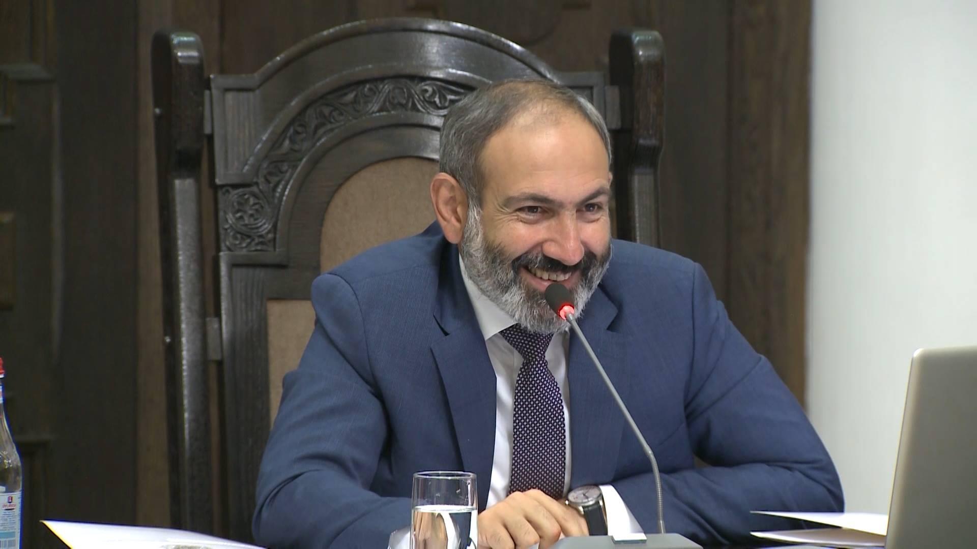 Վարչապետը հեռախոսազրույց է ունեցել Կոթիում վիրավորված Սուրեն Սեփխանյանի հետ