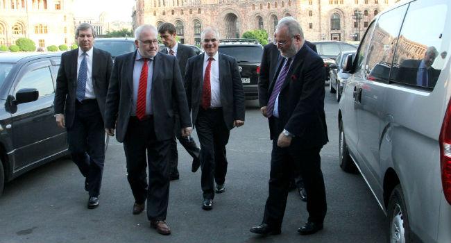 Մինսկի խմբի համանախագահները Հայաստանում կլինեն հոկտեմբերի 26-ին