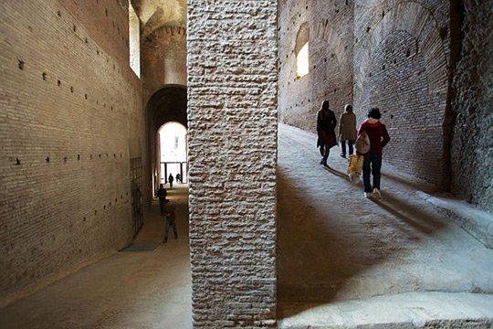 Հռոմում առաջին անգամ զբոսաշրջիկների համար բացվել է «կայսրական թունելը»