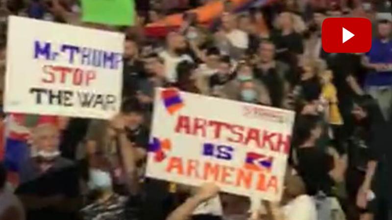 ԱՄՆ-ում բնակվող հայերը պահանջում են, որպեսզի CNN-ն ու մյուս լրատվամիջոցները լուսաբանեն Արցախյան պատերազմը