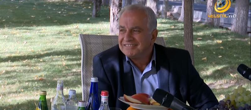 Գ.Ծառուկյանի աջակցությամբ կկայանա Աշոտ Ղազարյանի 70-ամյա հոբելյանին նվիրված երեկո