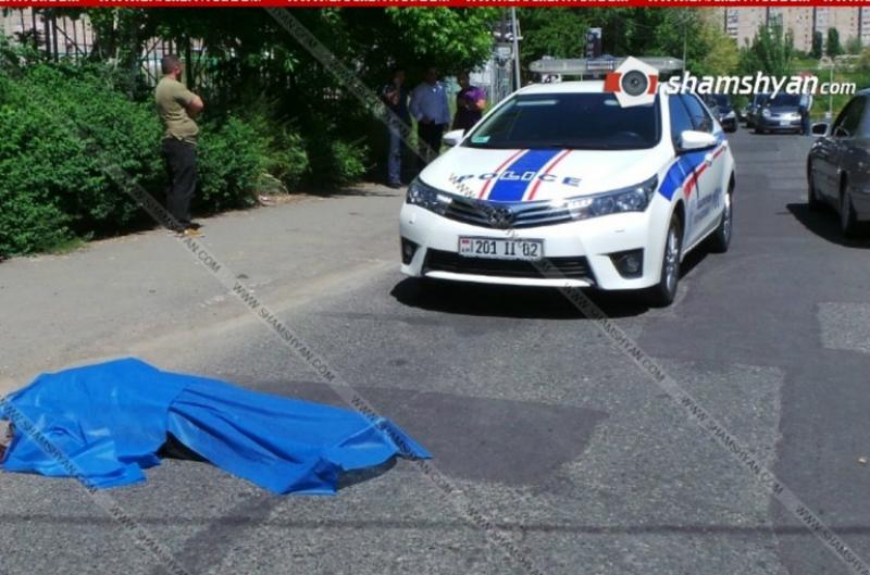 Երևանում թիվ 3 երթուղին սպասարկող ավտոբուսը վրաերթի է ենթարկել հետիոտնին, վերջինը տեղում մահացել է