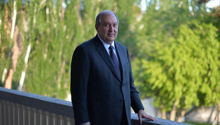 Արմեն Սարգսյանը նախագահի աշխատակազմի ղեկավարի նոր տեղակալ է նշանակել