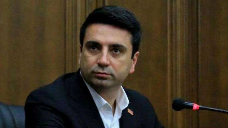Ալեն Սիմոնյանի նկատմամբ վարչական տույժ է կիրառվել