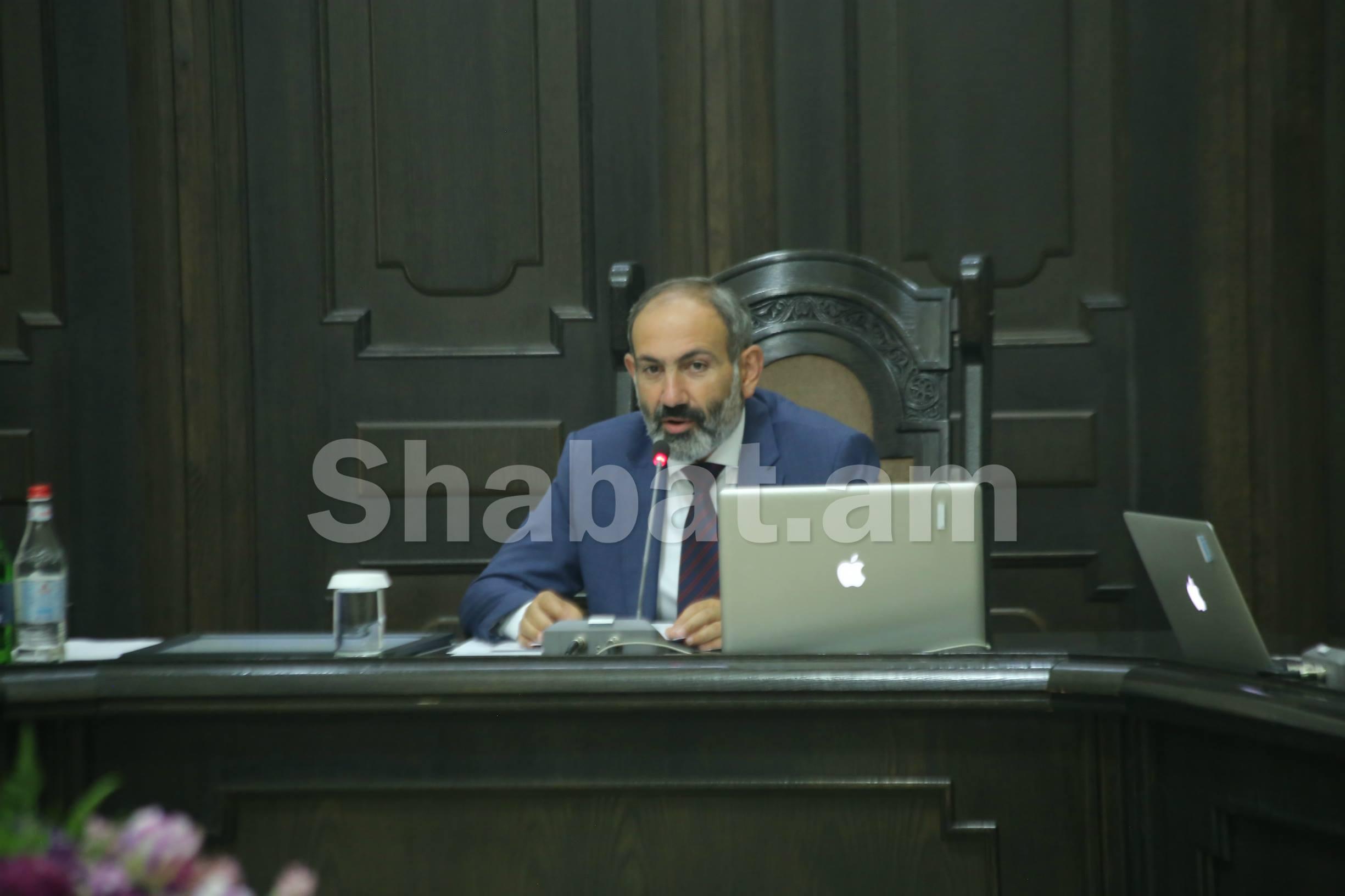 Վարչապետը հրամանագիր է ստորագրել միջկառավարական հանձնաժողով ստեղծելու մասին