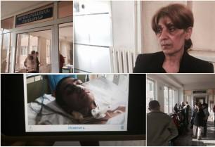 Նամակ վիրավոր զինվորի մորից (տեսանյութ)