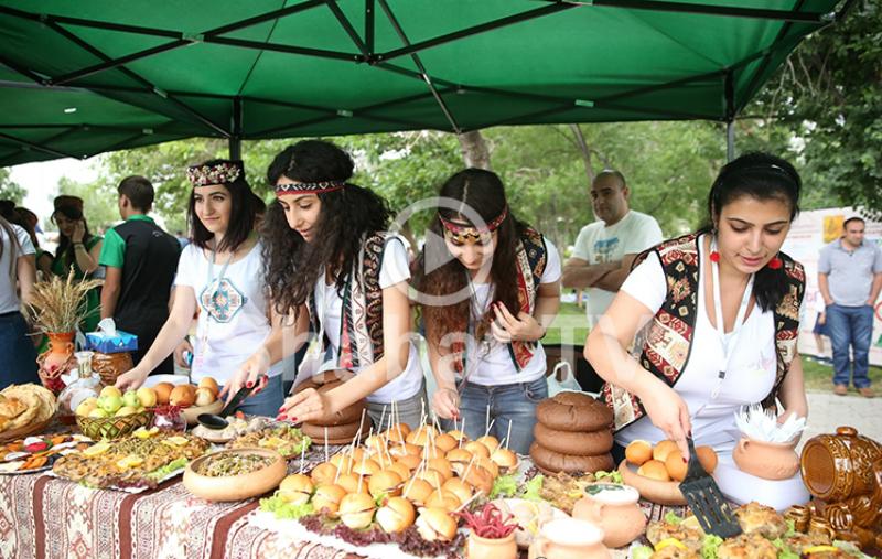 Կանցկացվի համով- հոտով Երևան փառատոնը