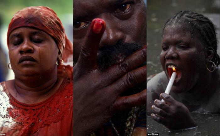 Արյուն և սև մոգություն. վուդու կրոնի խորհրդավոր  ծեսերը (լուսանկարներ)