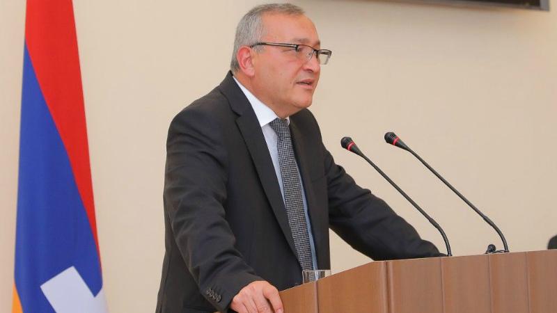 Արցախի ԱԺ նախագահի գլխավորած պատվիրակությունը Երևանում է