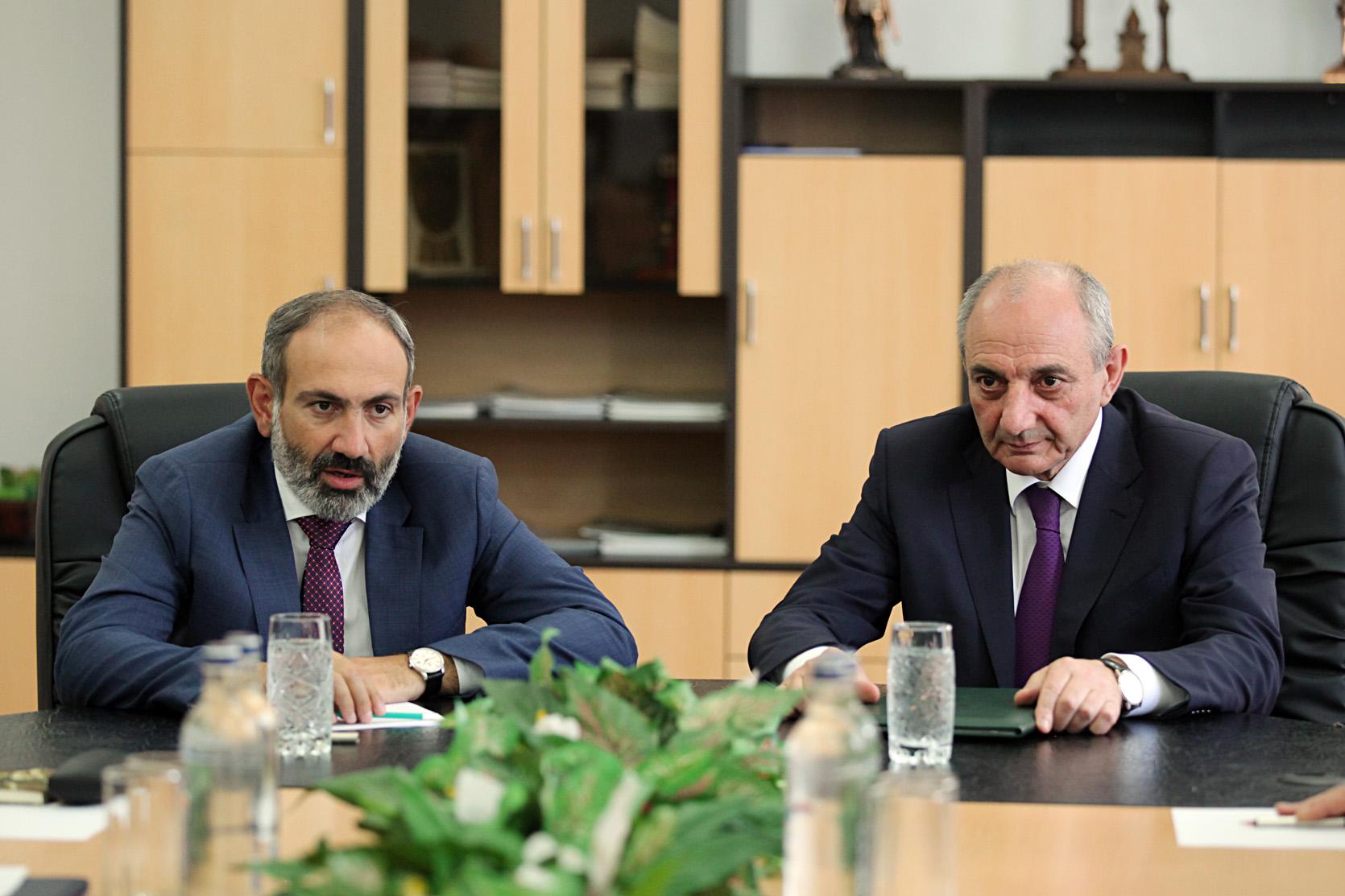 Պատրաստ եմ բանակցել Ադրբեջանի նախագահի հետ ՝ ԵԱՀԿ Մինսկի համանախագահության շրջանակներում.  Նիկոլ Փաշինյան