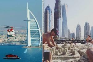 Նման բան հնարավոր է միայն Դուբայում (լուսանկարներ)