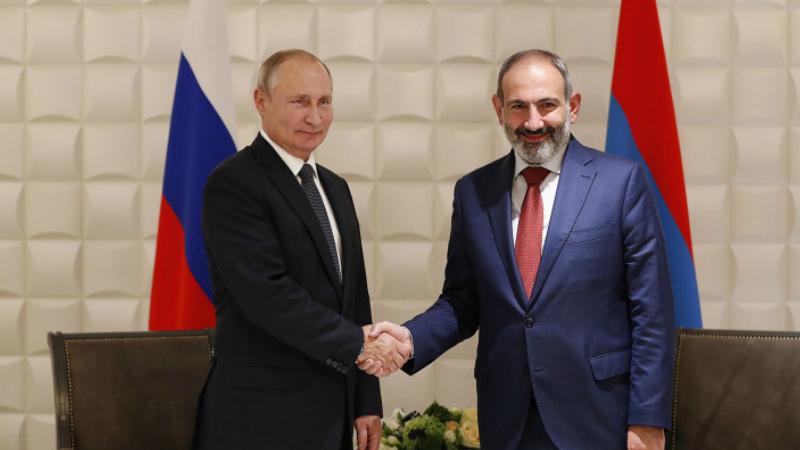 «Ռուսաստանում կարևորում են Հայաստանի հետ բարեկամական, դաշնակցային հարաբերությունները».  ՌԴ նախագահը շնորհավորել է ՀՀ վարչապետին Անկախության տոնի առթիվ