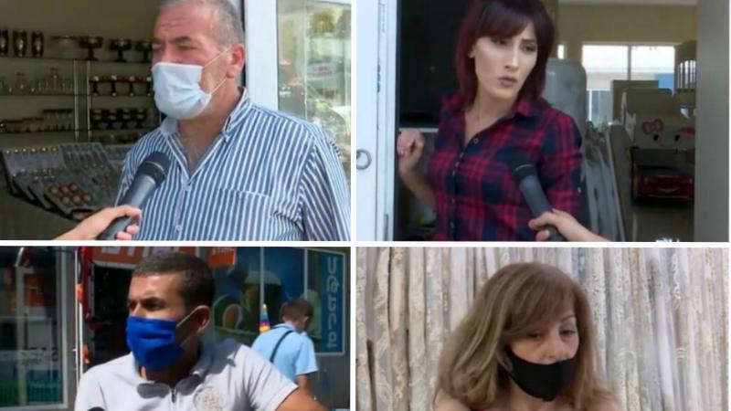 «Առինջ մոլ»-ի աշխատակիցները հերքում են լուրերը, թե ակցիաներին մասնակցում են Գ.Ծառուկյանի հրահանգով