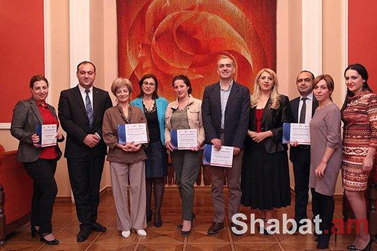 ԱԺ աշխատակազմի ղեկավար-գլխավոր քարտուղարը հանդիպել է ՔՀԿ ներկայացուցիչների հետ (լուսանկարներ)