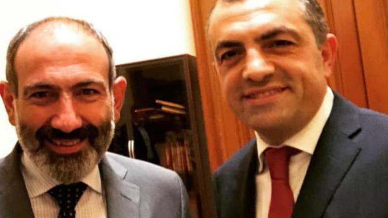Արտակ Գասպարյանն ազատվել է վարչապետի հասարակական հիմունքներով խորհրդականի պաշտոնից