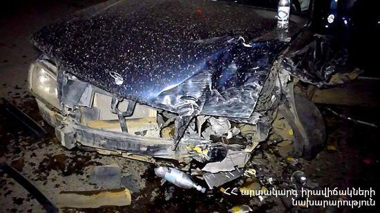 Ավտովթար  Գորիս-Երևան ավտոճանապարհին. կան զոհեր և տուժածներ (լրացված)