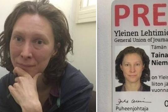 Թուրքիայից արտաքսել են ֆինն լրագրողուհուն՝ PKK-ի անդամի հուղարկավորությանը մասնակցելու համար