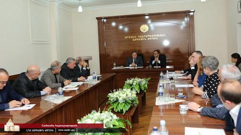 ԼՂՀ և ՀՀ խորհրդարանների համատեղ հայտարարությունը