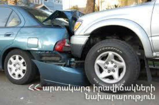 Վթար Երևան-Սևան ավտոճանապարհին. կան տուժածներ