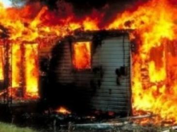 Հրդեհ Կուրթանում. Փրկարարները չեն կարողանում գտնել տանտիրոջ դին
