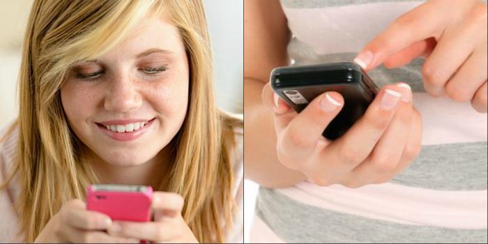 Հաղորդագրություն գրելն օգնում է թեթևացնել ցավը