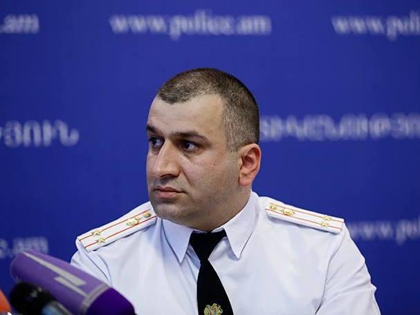 Ոստիկանապետը զբաղեցրած պաշտոնից ազատել է ՕՎԻՐ-ի պետին. «Ժամանակ»