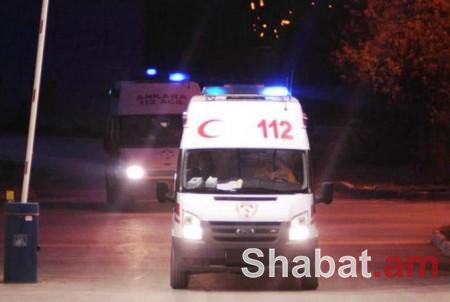 Դավութօղլուի ավտոշարասյունը վթարի է ենթարկվել. 25 ոստիկան վիրավորվել է
