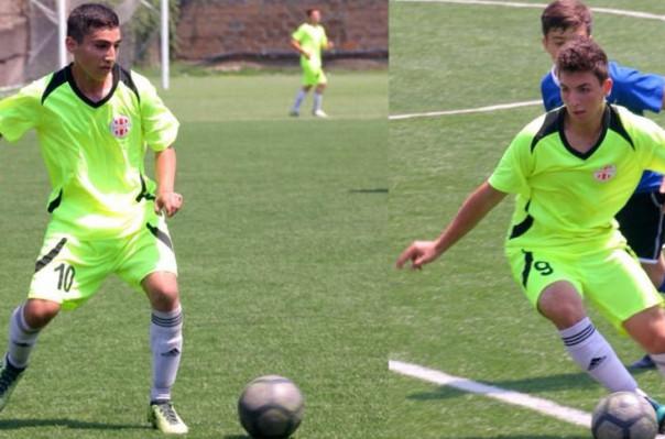 Լոկոմոտիվի 4 ֆուտբոլիստ հրավիրվել է Հայաստանի Մ17 հավաքական
